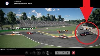 GT Sport Spanish Driver ruin my race FIA Championship Final Season Round 8 Monza GP Gr.3