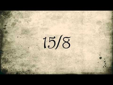 【15拍子オリジナル】15/8【KAITO V3, 巡音ルカV4X】