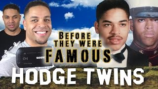 HODGETWINS - Before They Were Famous - Kevin & Keith Hodge