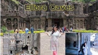 Travel Vlog   Ellora Caves Road Trip   Pune to Ellora Road Trip    Ajanta Ellora Day 1 Vlog