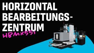 Hurco HBMX 55i