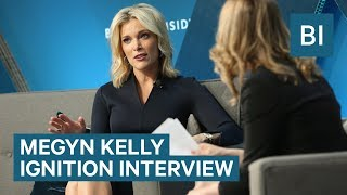Megyn Kelly Talks Matt Lauer, Fox News, Donald Trump, Roger Ailes