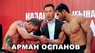 TOP-5 нокаутов казахстанских бойцов в ММА.