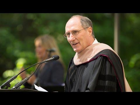 Commencement 2017: John Goldman '71