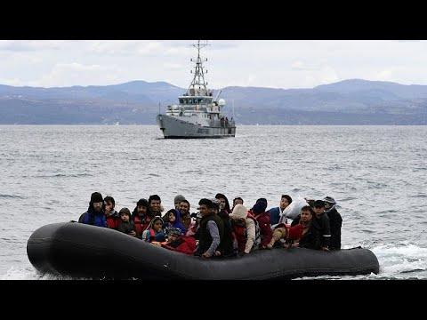Την επιστροφή 1.450 μεταναστών στην Τουρκία ζητεί από την ΕΕ η Ελλάδα…