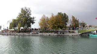 preview picture of video 'Beyşehir Gölü Adacık 1080p'