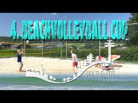 4. Beachvolleyball-Cup Bödexen