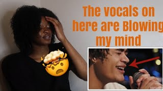 Entertainment Weekly   PRETTYMUCH Performs 'Gone 2 Long'   In The Basement   Reaction