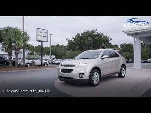 Pre-Owned 2015 Chevrolet Equinox FWD 4dr LT w/2LT