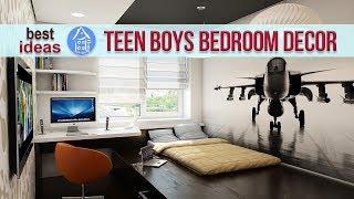 💗 Teen Boy Room Ideas - 25+ Cool Teen Boys Bedroom Designs
