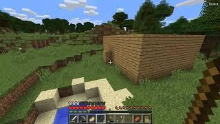 Выживание в Minecraft, Эпизод #2 -- Неудачная Потеря!