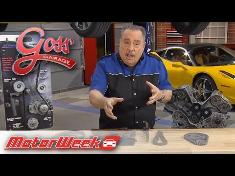 Goss' Garage: Timing Belts and Chains