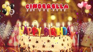 CINDERELLA Birthday Song – Happy Birthday Cinderella