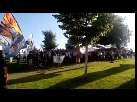 Ultras Guimarães em Barcelos 14/15