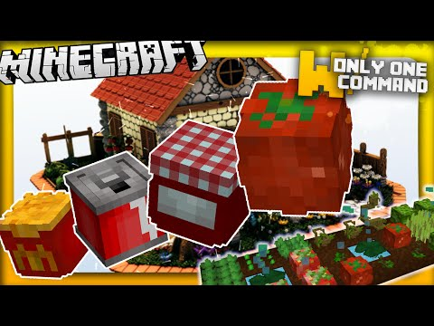 More food mod with only two commands 10 new food recipes minecraft more food mod with only two commands 10 new food recipes forumfinder Gallery