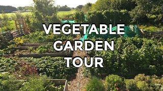 Vegetable Garden Tour (Autumn 2018)