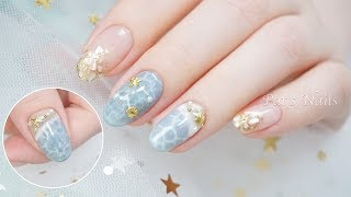 【ENG SUB】Summer Ocean Beach Nails夏日清凉海洋沙滩美甲丨Pats Nails