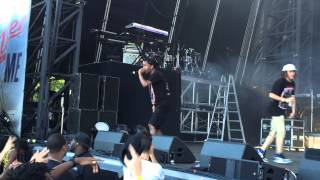 """A$AP Rocky """"Electric Body"""" at the Roots Picnic 2015"""