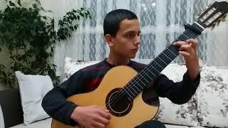 Koyverdun Gittun Beni / Gelevera Deresi Fingerstyle Gitar Cover