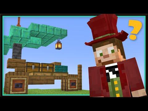 Hermitcraft 8 Episode 3: Revealing My BIG SECRET!