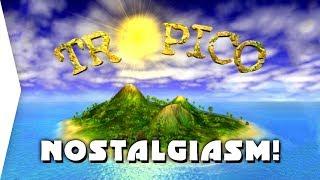 Tropico 1 ► Tropical City-building Gameplay - [Nostalgiasm]