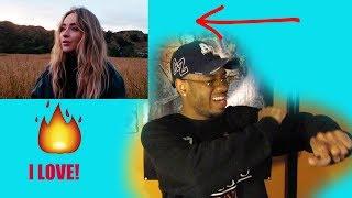 Sabrina Carpenter   Exhale (Music Video) *REACTION* 😍