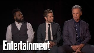 The Resident's Matt Czuchry On Season 2 Battle Between Money Versus Patients | Entertainment Weekly