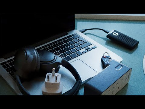 Portable Video Editing Setup (for Travelling)