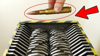 LOOK WHAT HAPPENS WHEN YOU SHRED ANTI BULLET !!