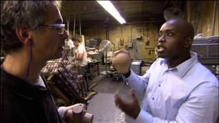 Ebonite - How To Make A Bowling Ball