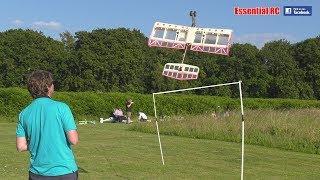 EXTREME RC Funfly LIMBO FLYING !