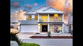 Hampton Style Homes In North Coogee Perth