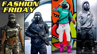 GTA Online: FASHION FRIDAY (Death Vader, Apocalypse Sniper, Fallen Rider, Peppermint & MORE)