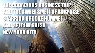 Watch Brooke Hummel take on New York City