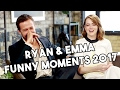 Download Video Ryan Gosling And Emma Stone | La La Land | Funny Moments 2017