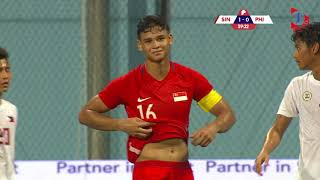Merlion Cup: Singapore Vs Philippines Highlights