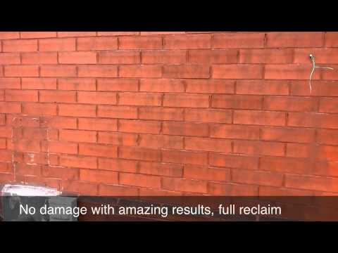 Toronto Brick Cleaning Reclaim. 416 540 6688
