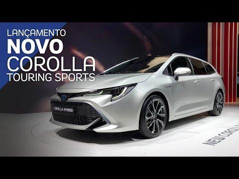 Este é o Novo Toyota Corolla 2020!