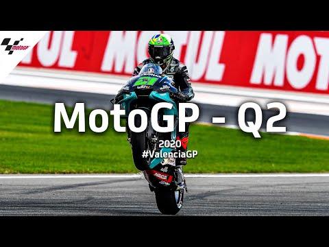 MotoGP バレンシアGP 予選Q2の様子をまとめたハイライト動画