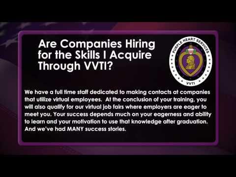 Are Companies Hiring for VVTI Job Skills?
