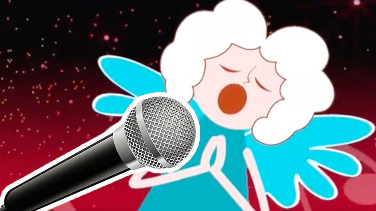 Canta villancicos. Karaoke de los campanilleros.