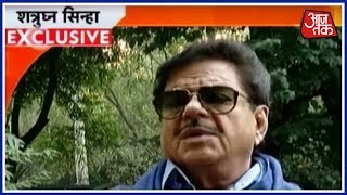 Shatrughan Sinha Exclusive: Gujarat Election Is A Challenge For BJP