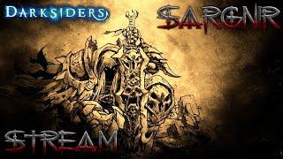 Sargnir Stream Не совсем пожилая ересь Darksiders Part IV Донат в описании