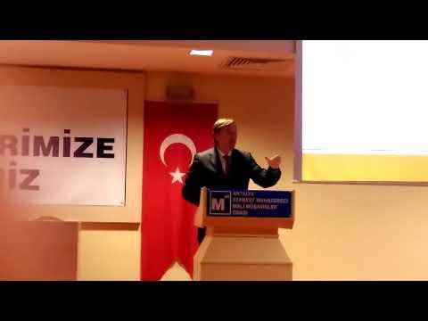 SMMO Başkanı Çavdar, 'ekonomi kötüye gidiyor' dedi ve ekledi;     Yangın söndürülmeli!