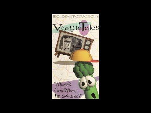 VeggieTales Where's God When I'm S-Scared? 1993