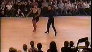 Jean-Marc Généreux Dancing (Cha Cha)