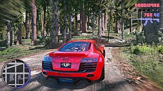 ►GTA 5 BEST Ultra-Realistic 4k Graphics Mod! NaturalVision ✪ Remastered [GTA 6 Graphics]