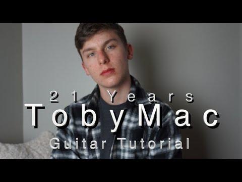 21 Years - TobyMac | Guitar Tutorial