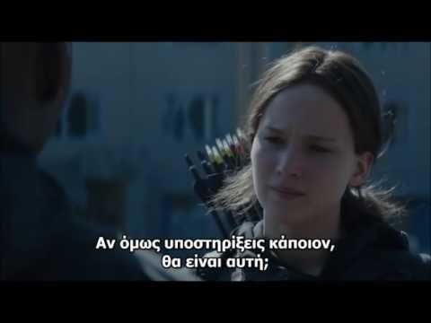 The Hunger Games Mockingjay part 2 Katniss' coversation with Peeta