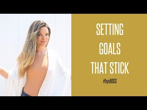 How to Set Goals and Achieve Them in 2017 | Goal Setting